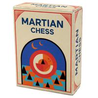 MARTIAN CHESS - Limited Silver Kickstarter Edition