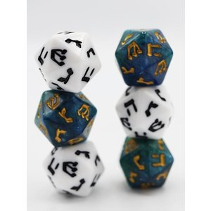 Foam Brain Games DICE D20 DREIDEL - TWENTY SIDED