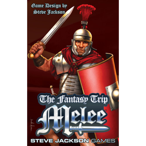 Steve Jackson Games THE FANTASY TRIP: MELEE - POCKET BOX