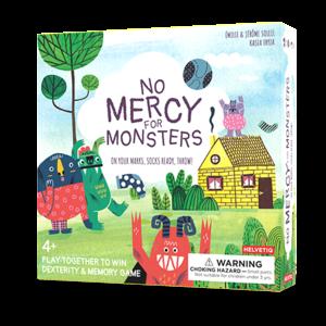 Helvetiq NO MERCY FOR MONSTERS