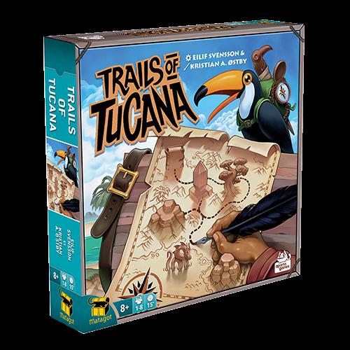 Matagot TRAILS OF TUCANA