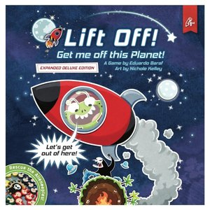 Pencil First Games LIFT OFF! EXPANDED DELUXE EDITION