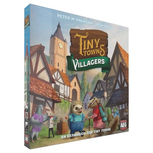 Alderac Entertainment Group TINY TOWNS: VILLAGERS