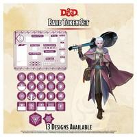 D&D 5E: CHARACTER TOKENS - BARD