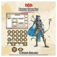 D&D 5E: CHARACTER TOKENS - RANGER