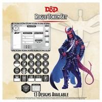 D&D 5E: CHARACTER TOKENS - ROGUE