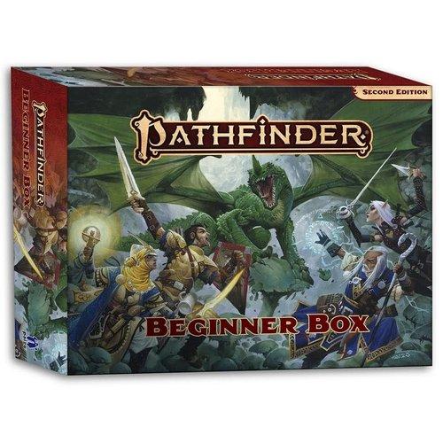 Paizo Publishing PATHFINDER 2ND EDITION: BEGINNER BOX