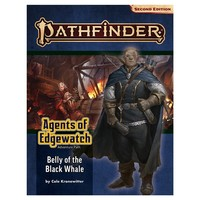 PATHFINDER 2ND EDITION: ADVENTURE PATH: AGENTS OF EDGEWATCH 5 - BELLY OF THE BLACK WHALE