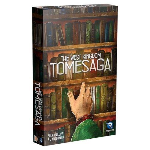 Renegade Games Studios THE WEST KINGDOM: TOME SAGA