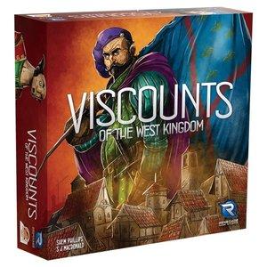 Renegade Games Studios VISCOUNTS OF THE WEST KINGDOM