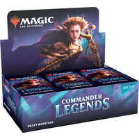 MTG: COMMANDERS LEGENDS - BOOSTER BOX