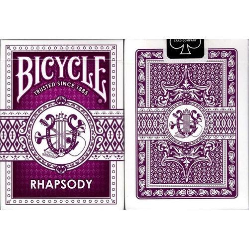 Bicycle BICYCLE RHAPSODY PURPLE