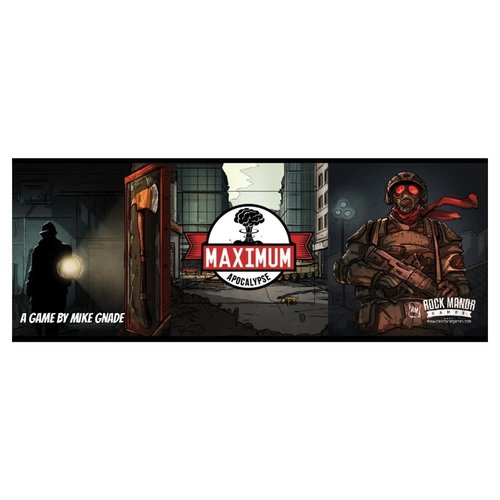 Rock Manor Games MAXIMUM APOCALYPSE
