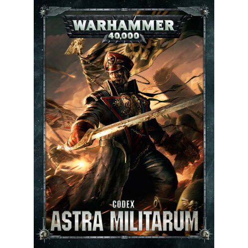 Games Workshop CODEX: ASTRA MILITARUM