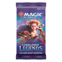 MTG: COMMANDERS LEGENDS - BOOSTER