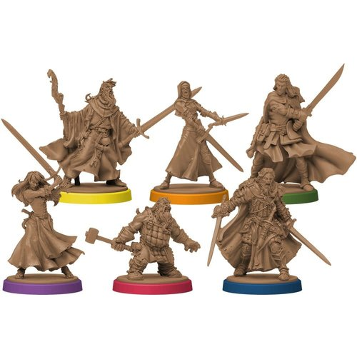 CMON ZOMBICIDE: BLACK PLAGUE