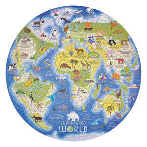 Ridley's Games RI1000 ENDANGERED WORLD