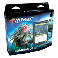 MTG: COMMANDERS LEGENDS - REAP THE TIDES - COMMANDER DECK