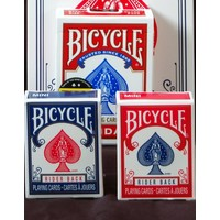 BICYCLE MINI PLAYING CARD ASST