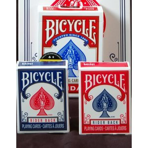 Bicycle BICYCLE MINI PLAYING CARD ASST