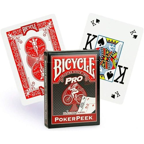 Bicycle BICYCLE PRO POKER RED