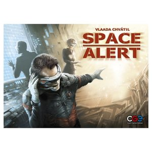 Czech Games Editions INC SPACE ALERT