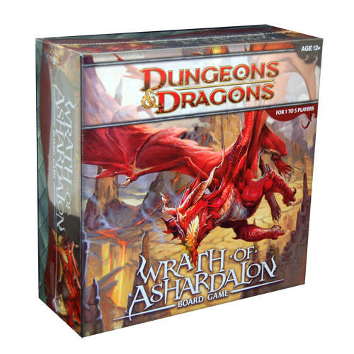 Wizards of the Coast D&D: WRATH OF ASHARDALON