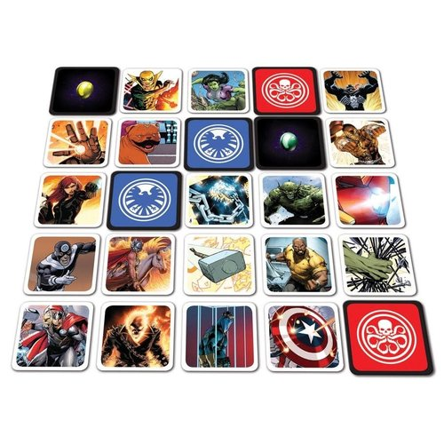 USAopoly CODENAMES MARVEL
