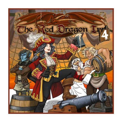 Slugfest Games THE RED DRAGON INN 4