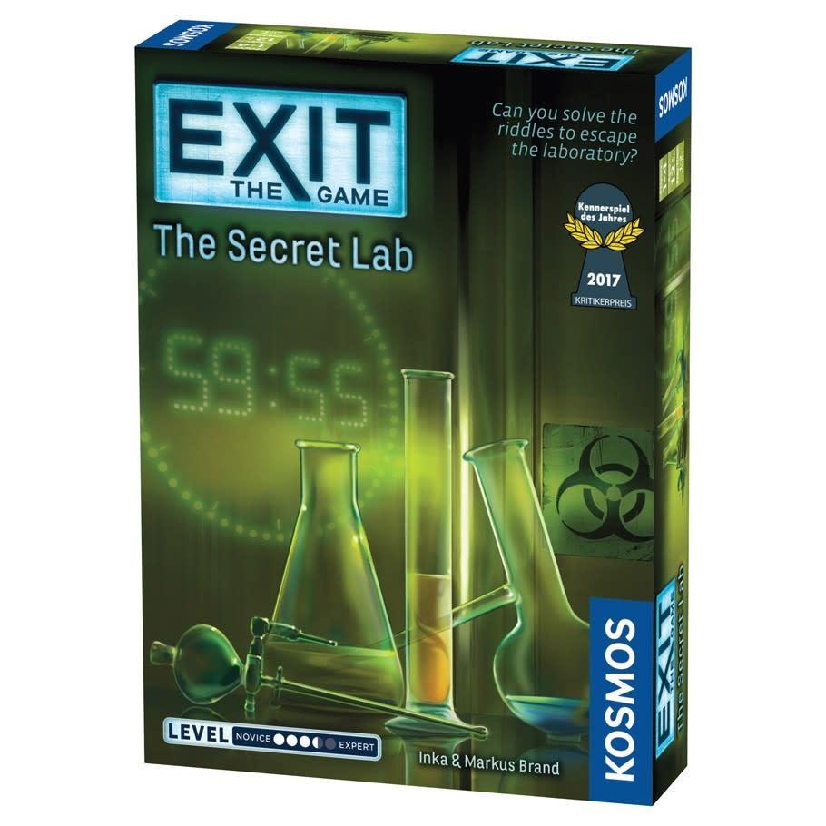 Exit The Secret Lab New