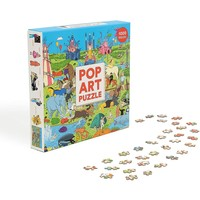 LK1000 POP ART PUZZLE