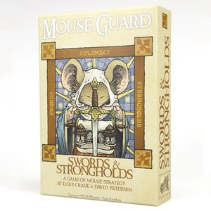Burning Wheel MOUSE GUARD: SWORDS & STRONGHOLDS