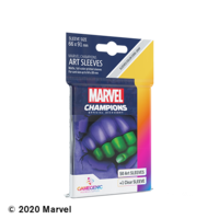 DECK PROTECTOR: MARVEL CHAMPIONS - SHE-HULK ART SLEEVES (50)
