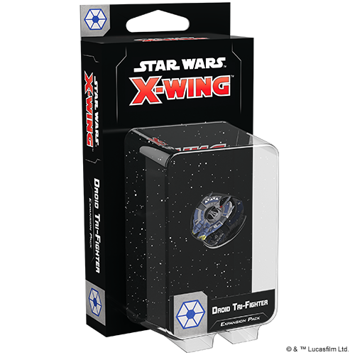 Fantasy Flight Games STAR WARS: X-WING 2ND EDITION: DROID TRI-FIGHTER