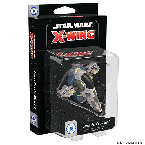 Fantasy Flight Games STAR WARS: X-WING 2ND EDITION: JANGO FETT'S SLAVE I