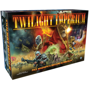 Fantasy Flight Games TWILIGHT IMPERIUM: 4TH EDITION