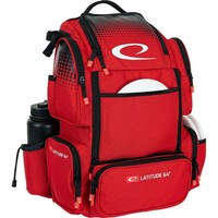 LUXURY E4 DISC GOLF BACKPACK - RED