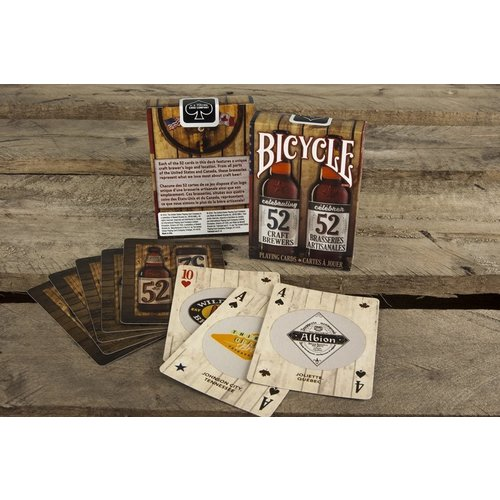 Bicycle BICYCLE CRAFT BREWERS N.A.