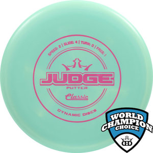 Dynamic Discs JUDGE CLASSIC 173-176