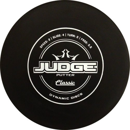 Dynamic Discs JUDGE CLASSIC 173-176