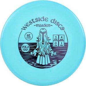 Westside Discs MAIDEN BT MEDIUM 173g-176g
