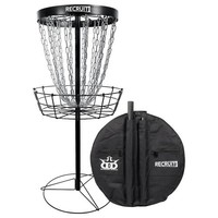 DISC GOLF BASKET RECRUIT LITE w/ CARRY BAG
