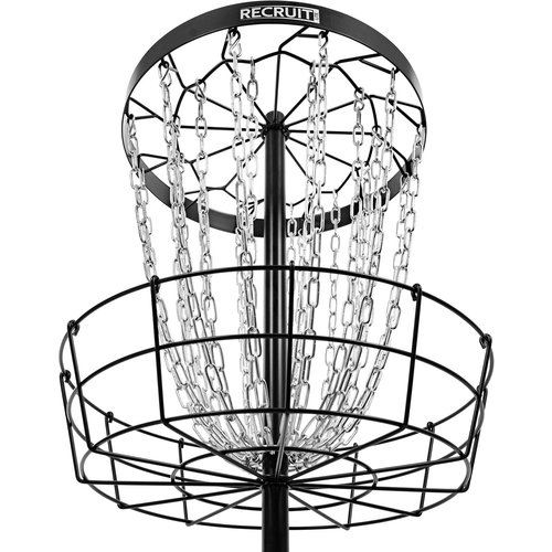 Dynamic Discs DISC GOLF TARGET BASKET RECRUIT LITE w/ CARRY BAG