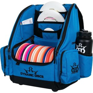 Dynamic Discs COMMANDER BACKPACK - RIPSTOP BLUE