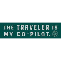 CRITICAL ROLE TRAVELER BUMPER STICKER