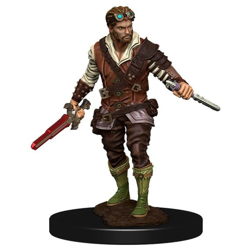 Wizkids MINIS: ICONS OF THE REALMS: HUMAN MALE ROGUE