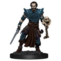 MINIS: ICONS OF THE REALMS: HUMAN MALE WARLOCK