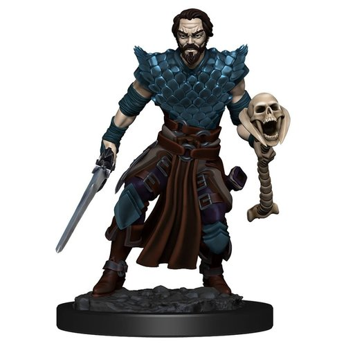 Wizkids MINIS: ICONS OF THE REALMS: HUMAN MALE WARLOCK
