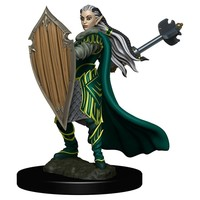 MINIS: ICONS OF THE REALMS: ELF FEMALE PALADIN