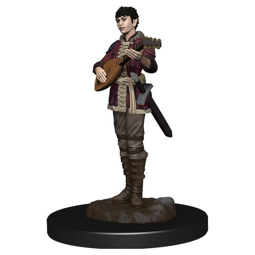 Wizkids MINIS: ICONS OF THE REALMS: HALF-ELF FEMALE BARD